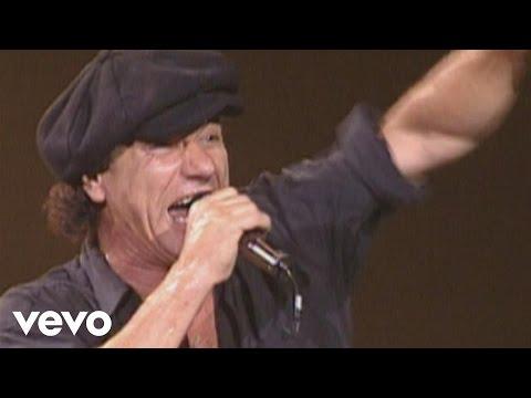 AC/DC - Girls Got Rhythm (Live @ Sydney, 1996)