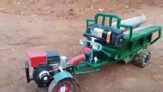 xe mô hình công nông tự chế 2 tại đăk song(đăk nông)