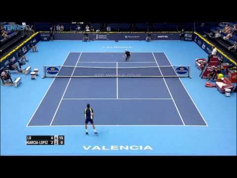 Valencia 2014 Monday Hot Shot Garcia-Lopez
