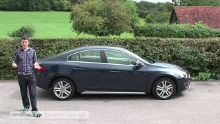 Volvo S60 review - CarBuyer