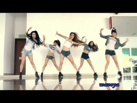 SNSD(少女時代) I GOT A BOY ★Dance Cover by Waveya from South Korea Music Videos