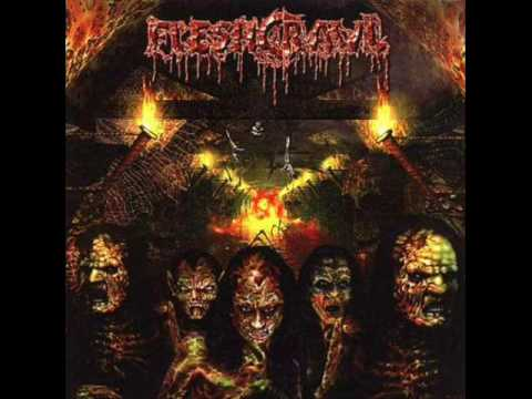Fleshcrawl - Path Of Endless Fire