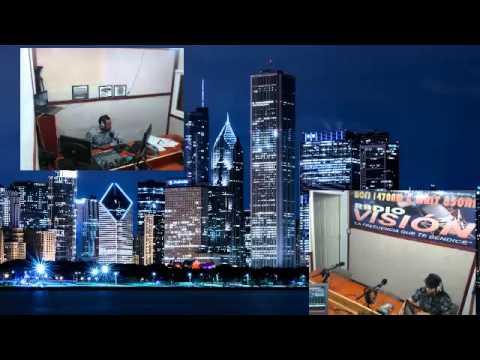 RADIO VISION CHICAGO INFORMA CON FEDERICO RAMOS  Y FLAVIA MO