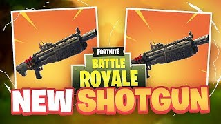 *NEW* SHOTGUN UPDATE! ROAD TO 100 WINS - FORTNITE BATTLE ROYALE