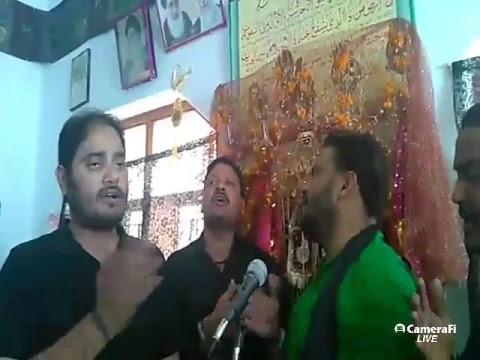 Hazrat Ali Akbar a.s Taboot | 8th Muharram 1439 hijri | Gopalpur, Bihar, India
