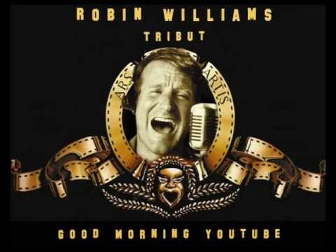 Robin Williams (Good Morning Vietnam & Runaway Vacation)