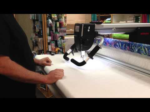 Bernina Q24 Long Arm Quilting Machine