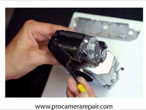 How to: Replacing Canon AL-1 Battery Door Cover 35mm Film SLR