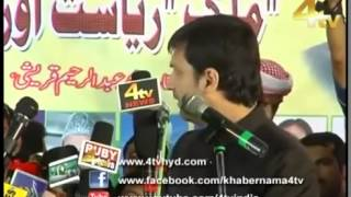 Akbaruddin Owaisi says Hindus should eat tasty Cow Meat