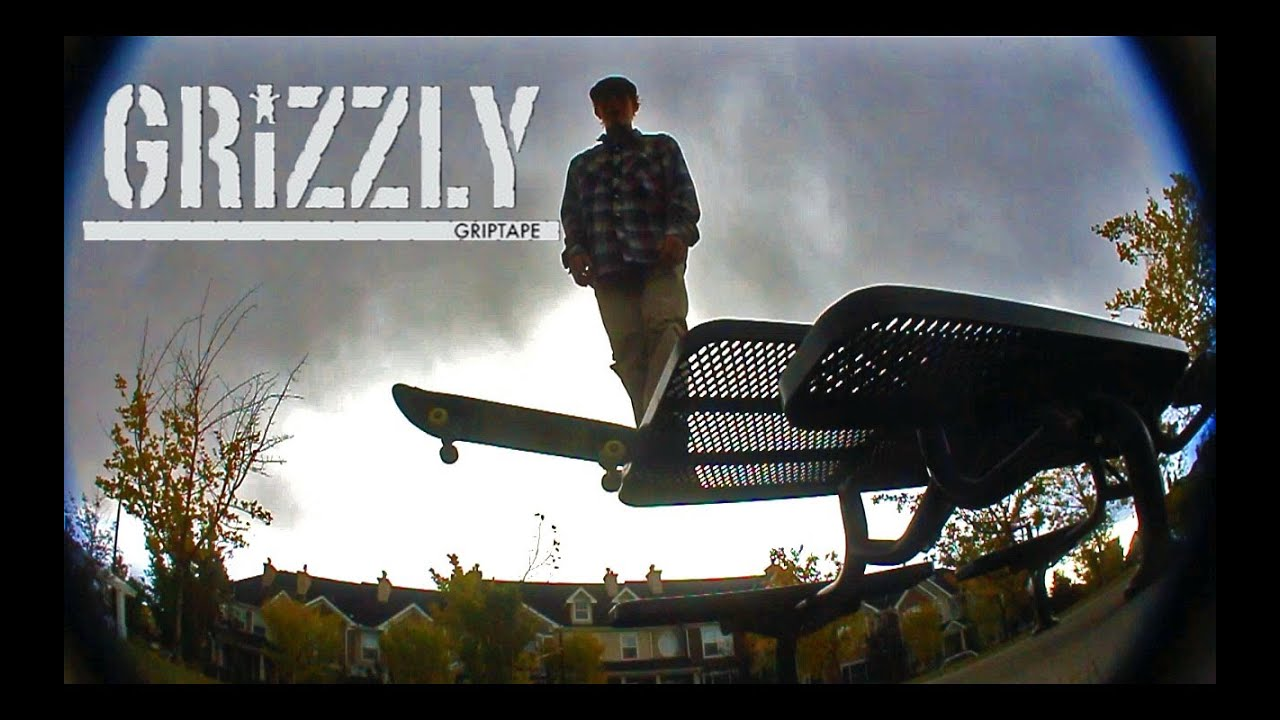 grizzly griptape advertisement youtube