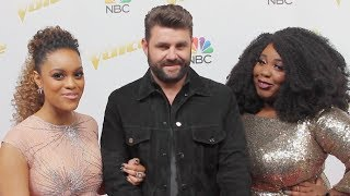 Download Lagu THE VOICE Season 14: Top 11 Interview w/Spensha Baker, Pryor Baird, Kyla Jade - TEAM BLAKE Gratis STAFABAND
