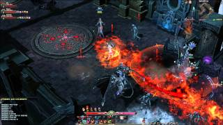 Devilian Online Party Gameplay Loli Cannon