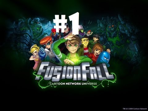 Cartoon Network Fusionfall Heroes Cartoon Network Fusionfall