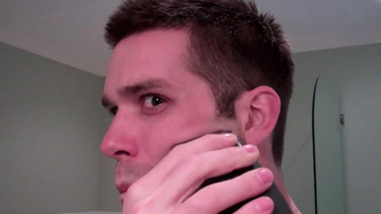 Undershave Diamond Design Shaving Tips for Men Using