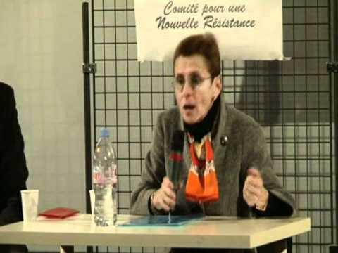 Comité pour une Nouvelle Résistance / Annie Lacroix Riz