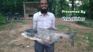 Monstar Fishing At Bangladesh National Zoo North Lake