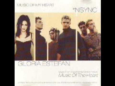 gloria stefan feat nsync- music of my heart instrumental