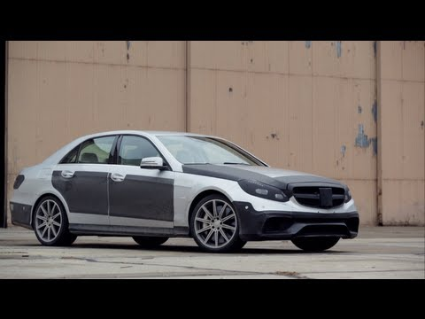 Exclusive: 2014 Mercedes-Benz E63 AMG - First Ride - CAR and DRIVER