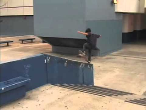 Nick Zizzo Kickflip Nosegrind - 2006