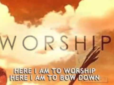 Here I Am To Worship - Gospel Reggae video