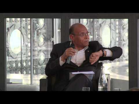 Une Oeuvre, un destin - Moncef Marzouki