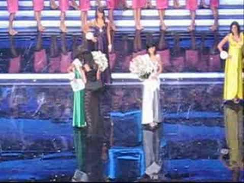 Miss Polonia 2008 - Finał (ogłoszenie Wyników)