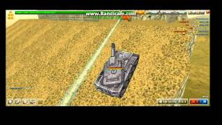 Tanki Online : Gameplay by magicians-king