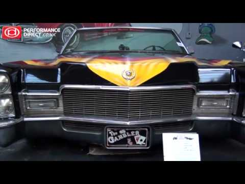 London Motor Museum Tour - Part 06: Low Riders & Miami Coast