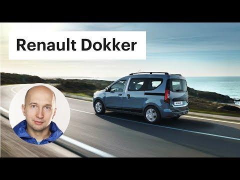 Рено Доккер – убийца Ларгуса? Обзор Renault Dokker