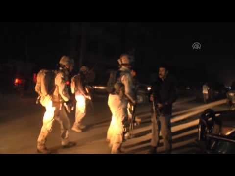 Suicide bomb attack targets French restaurant in Kabul