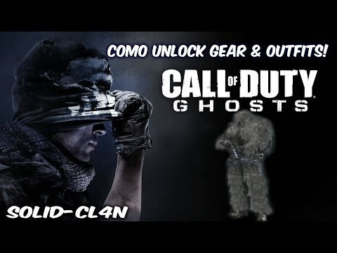 PS4 Call of Duty Ghosts: Como desbloquear uniforme de camuflaje