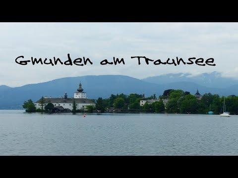 Österreich - Salzburger Land: Gmunden am Traunsee - Vlog #59