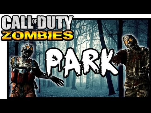Zombie Park | Call of Duty: Zombies | Part 1 of 2