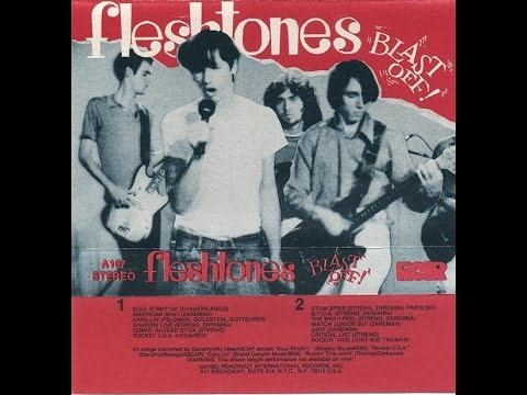 The Fleshtones - Blast Off! (Full Album) 1982