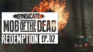 Mob Of The Dead FEED THE HOUNDS Live w/Syndicate (Part 2)