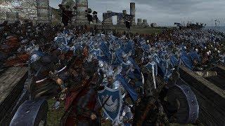 CORSAIRS DEFEND TOL FALAS -  Siege of Tol Falas - Third Age Reforged (3v4)