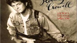 Watch Rodney Crowell Just Say Yes video