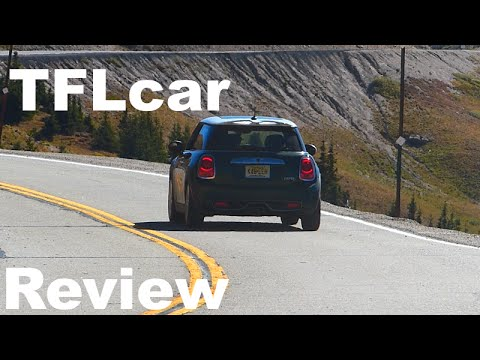 2015 MINI Cooper S Rocky Mountain Review: Up 11.991 Feet to Loveland Pass