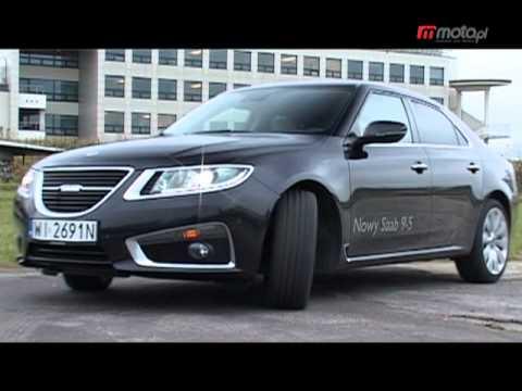 Saab 9-5 2.8 V6 Turbo XWD - Test samochodu