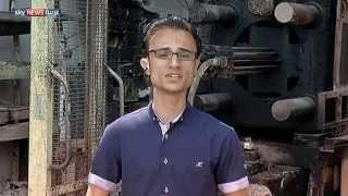 غزة.. تضرر اقتصادي جراء الحرب