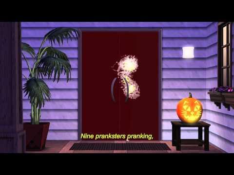 The Sims 3 -- 12 Days Of Simsmas