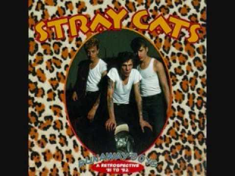 Stray Cats - Cruisin