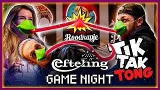 TIK TAK TONG met Dionne, Joost, Milan en Link   Efteling Game Night #10