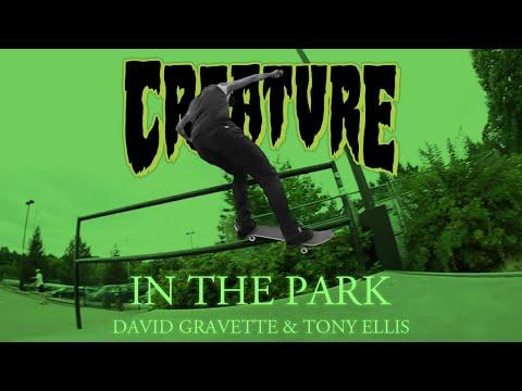 In The Park: David Gravette & Tony Ellis Skate DemoLITION @ THPRD Skatepark