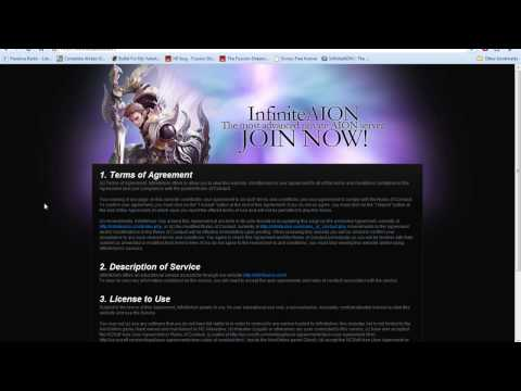 aion private server  download