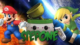 StepOne (Smash Wii U) - Final-Bracket, WQ - vyQ Vs. Kunai KazeKun