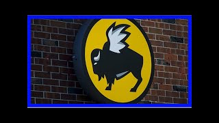 Arby's owner roark to buy buffalo wild wings for $2.9 billion including debt