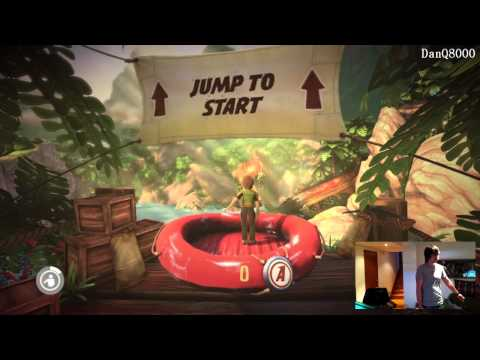 Kinect Adventures HD Gameplay Part 1