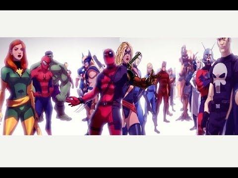 A incrível origem do universo Marvel