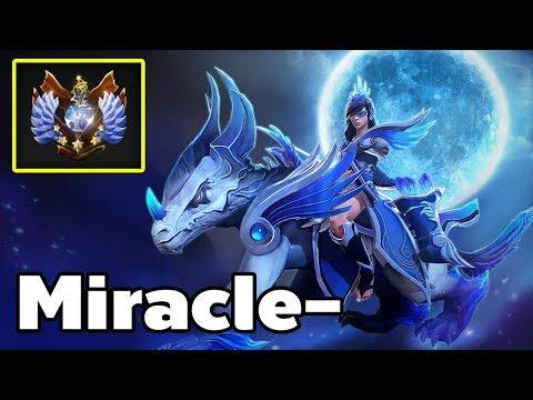 Miracle- Pro Mirana Mid Rank MMR Game